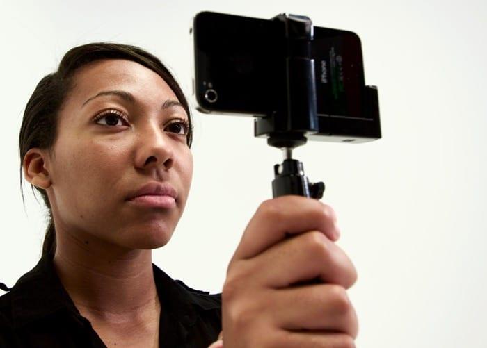 iPhone filmmaking