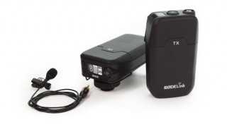 Rodelink microphone, wireless transmitter and receiver