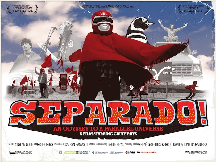 Separado film poster