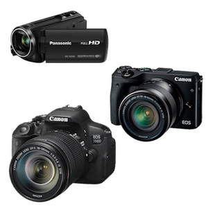 Camcorder vs DSLR vs mirrorless - Learn about film