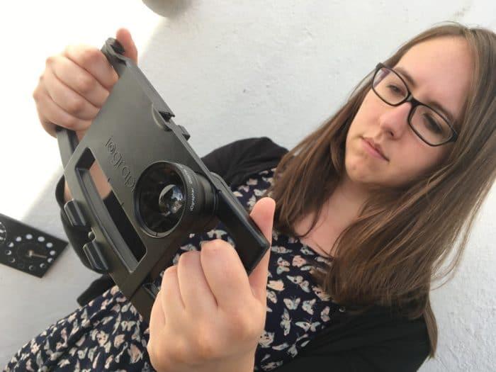 iPhone filmmaking kit