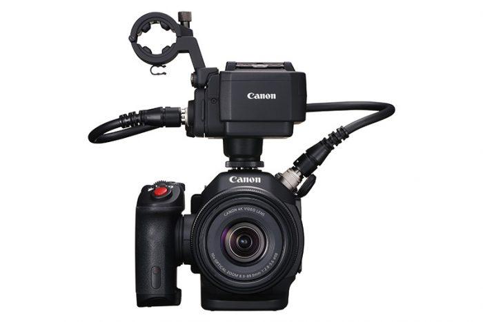 Canon XC15 camcorder