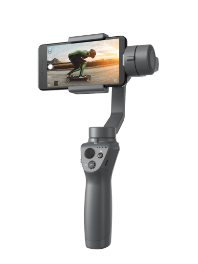 DJI Osmo Mobile 2 smartphone stabiliser