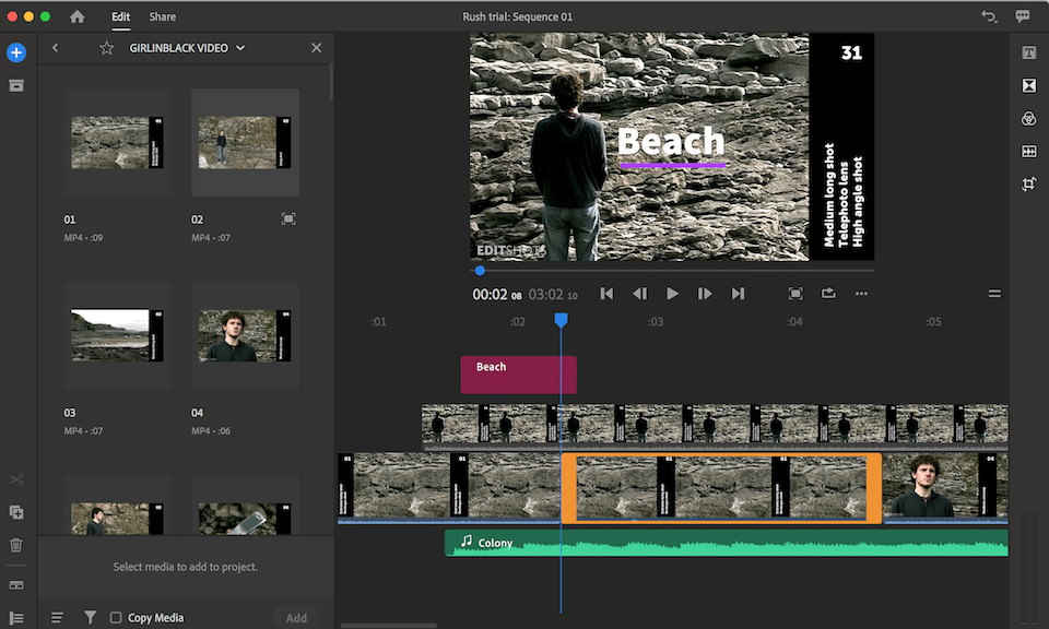 Video Editing Programs for Mac, PC, iPhone and iPad - Learn about film