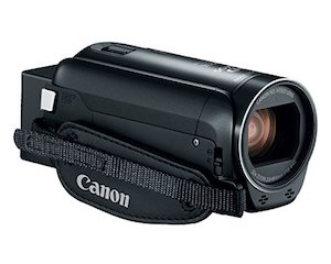 Canon HFR800 camcorder