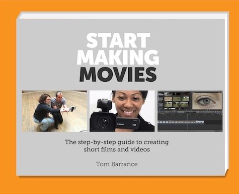 Start Making Movies ebook cover