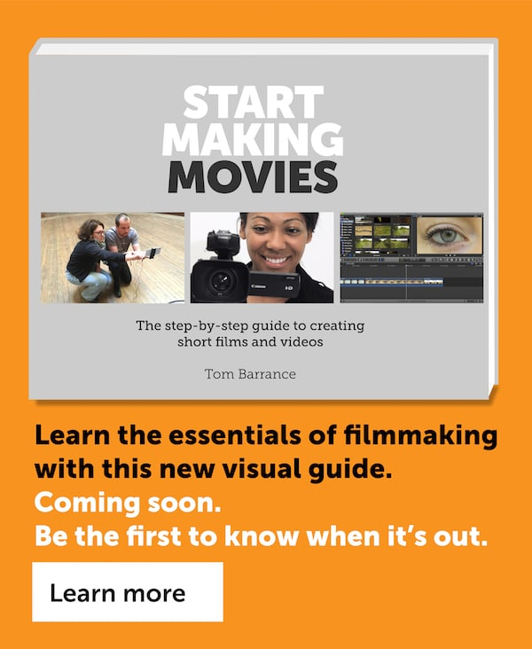 The Filmmaking Process Step by Step - Learn about film