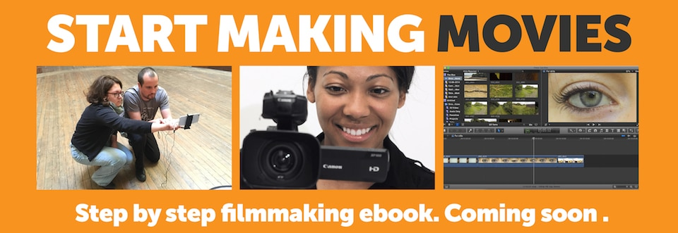 Step by step filmmaking ebook. Coming soon.