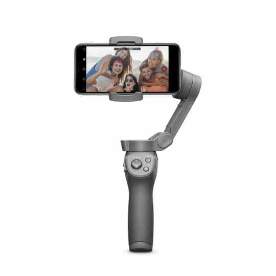 DJI smartphone stabiliser